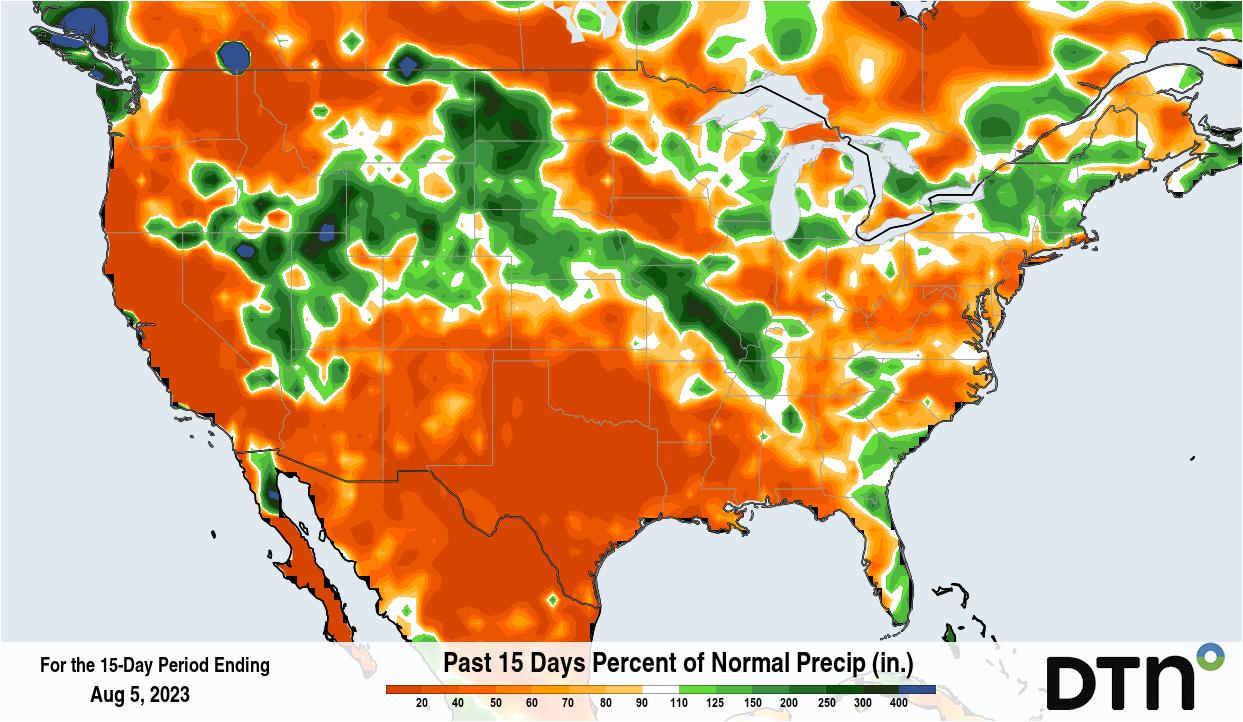 Frontier Weather: Drought Status Update